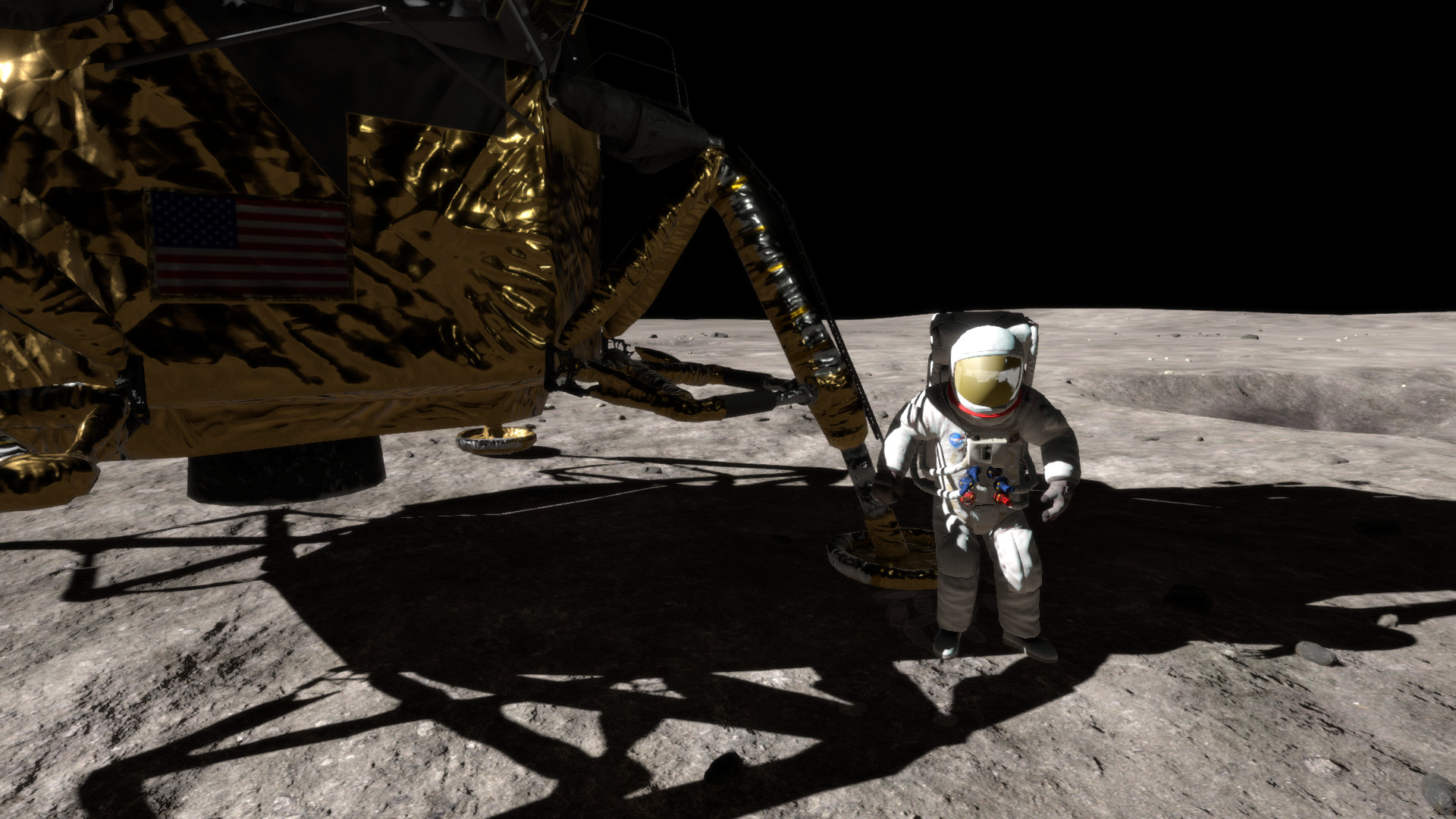 5 Great Ways to Celebrate the Moon Landing's 50th Anniversary in VR