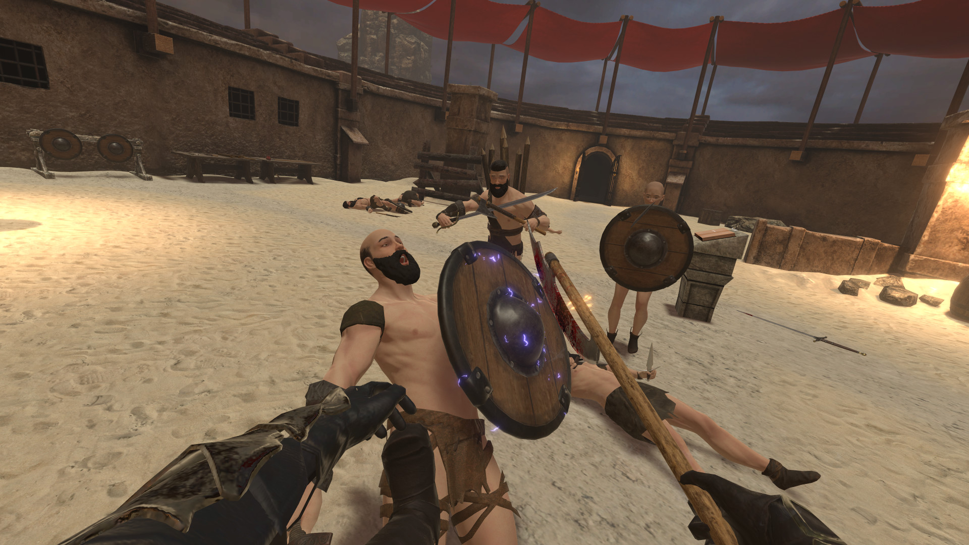 VR Combat Sandbox 'Blade & Sorcery' Heads to Early Access Tomorrow, New Trailer Here