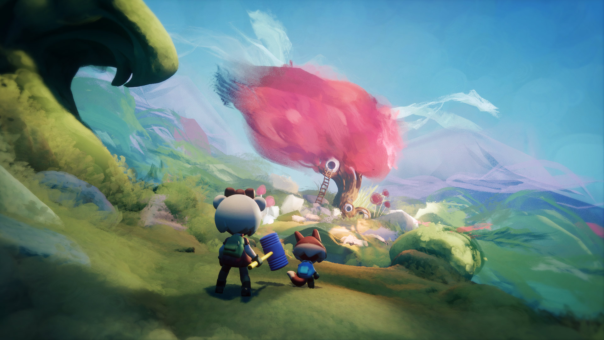 media molecule s dreams confirmed to support psvr at launch road