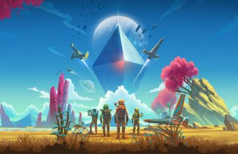 """'No Man's Sky' Update to Bring """"significantly improved"""" Graphics to PSVR Version – Road to VR 1"""
