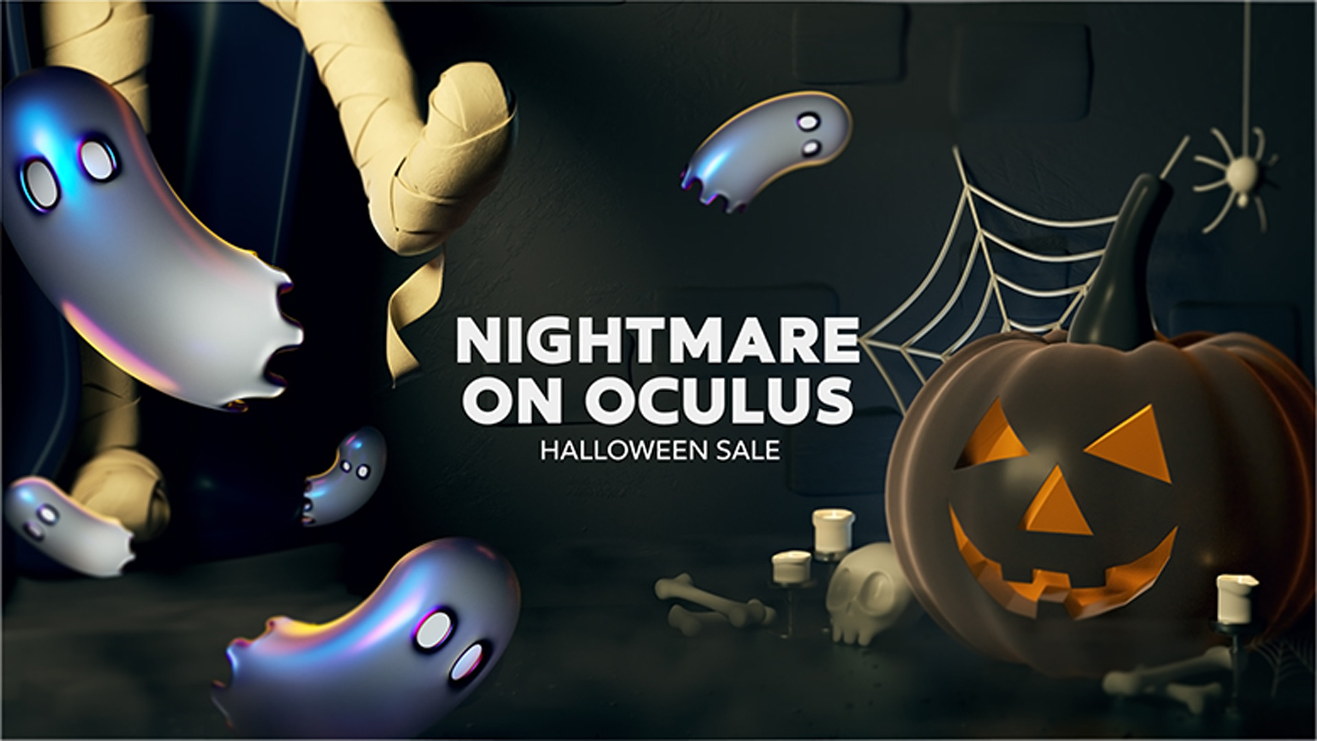 Oculus Halloween Sale Brings Discount Pricing On Bundles, Daily Deals U0026 More