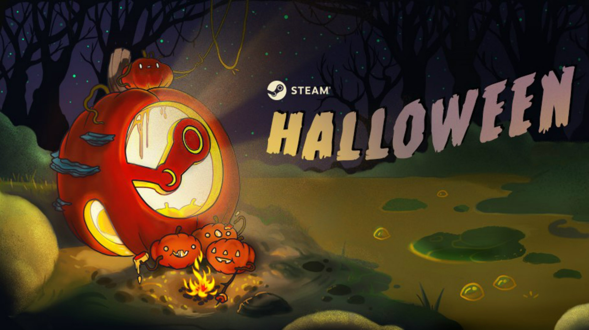 Steam Halloween Sale Sees Massive Discounts On More Than Just VR Horror