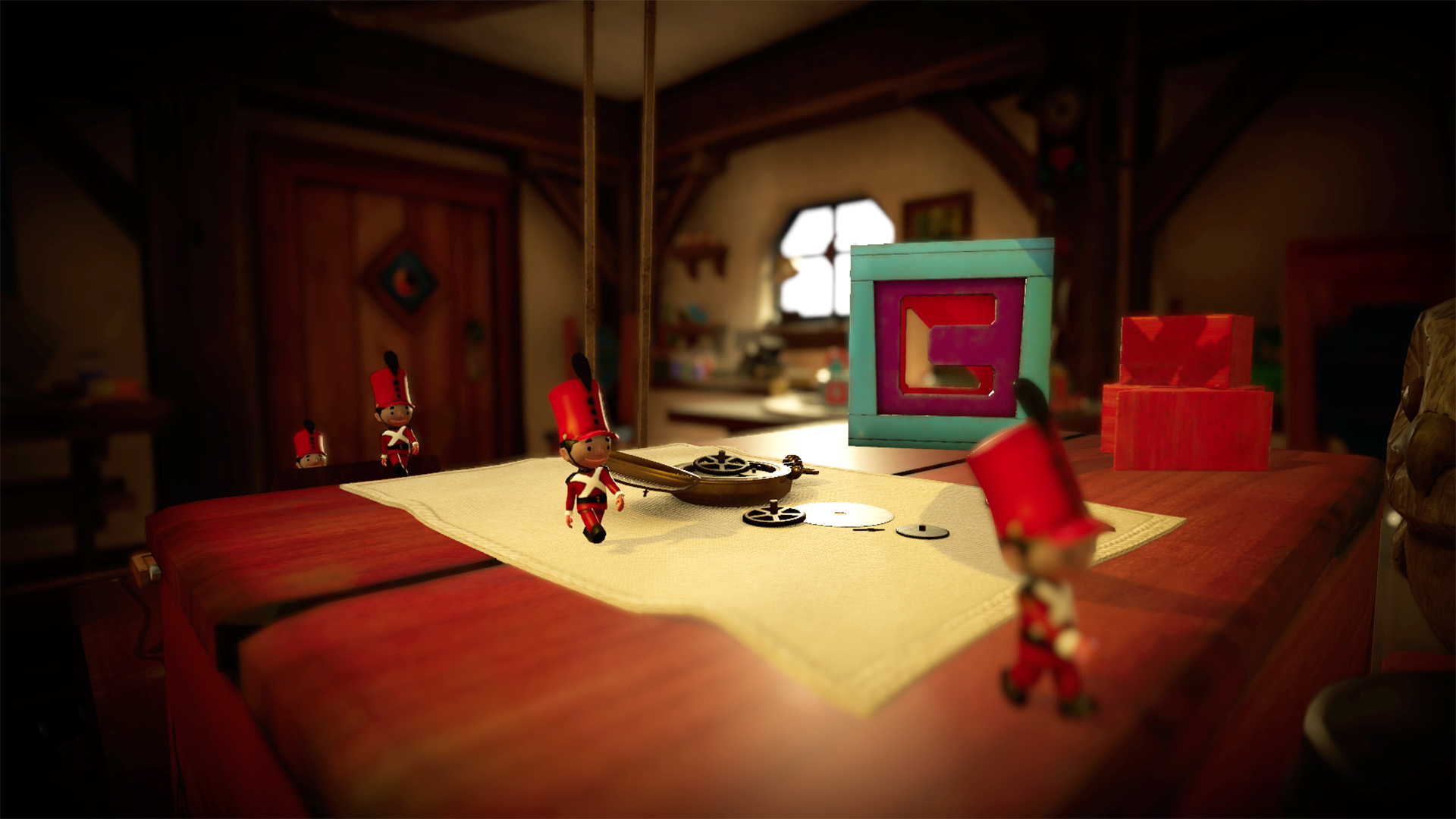 Ex-Lionhead Developers Announce VR Puzzle 'Tin Hearts', Landing in Early Access Next Month