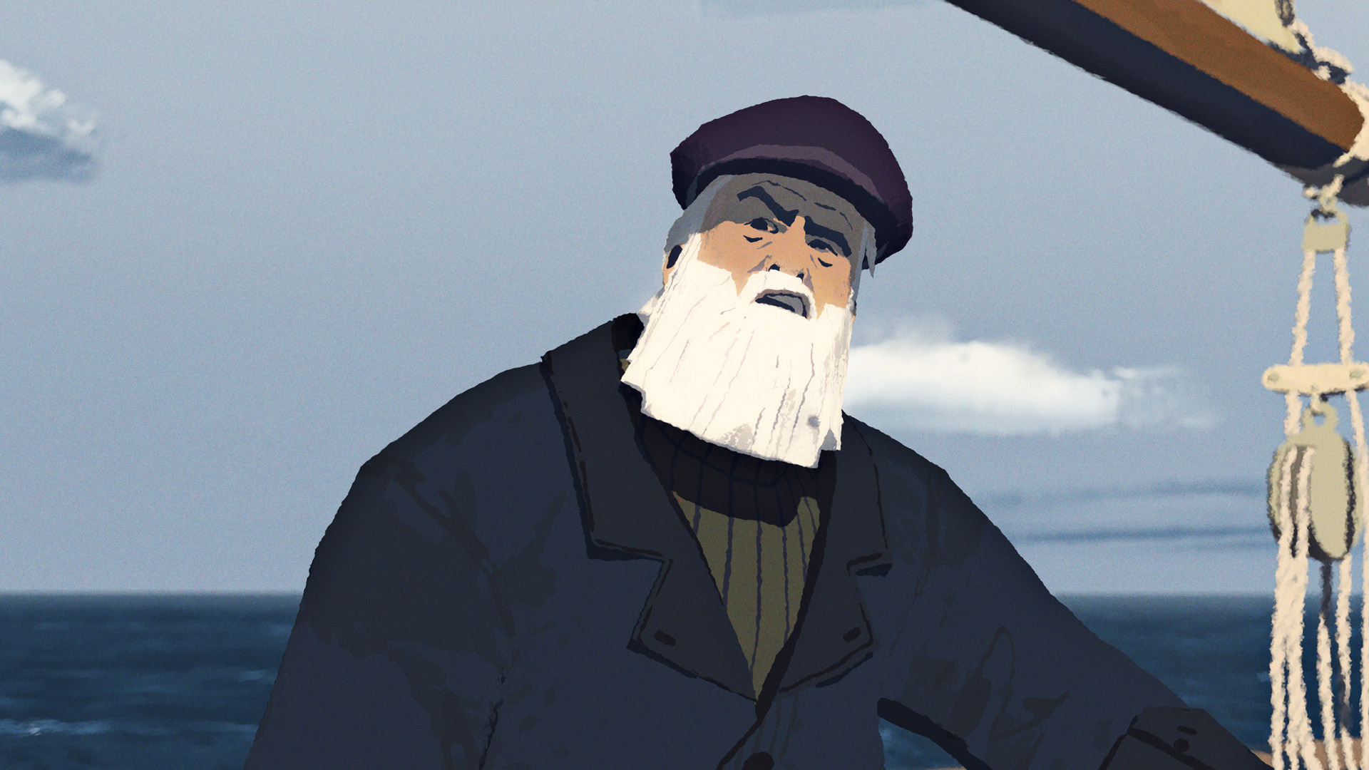 Google's Latest Spotlight Story 'Age of Sail' Delivers a Powerful