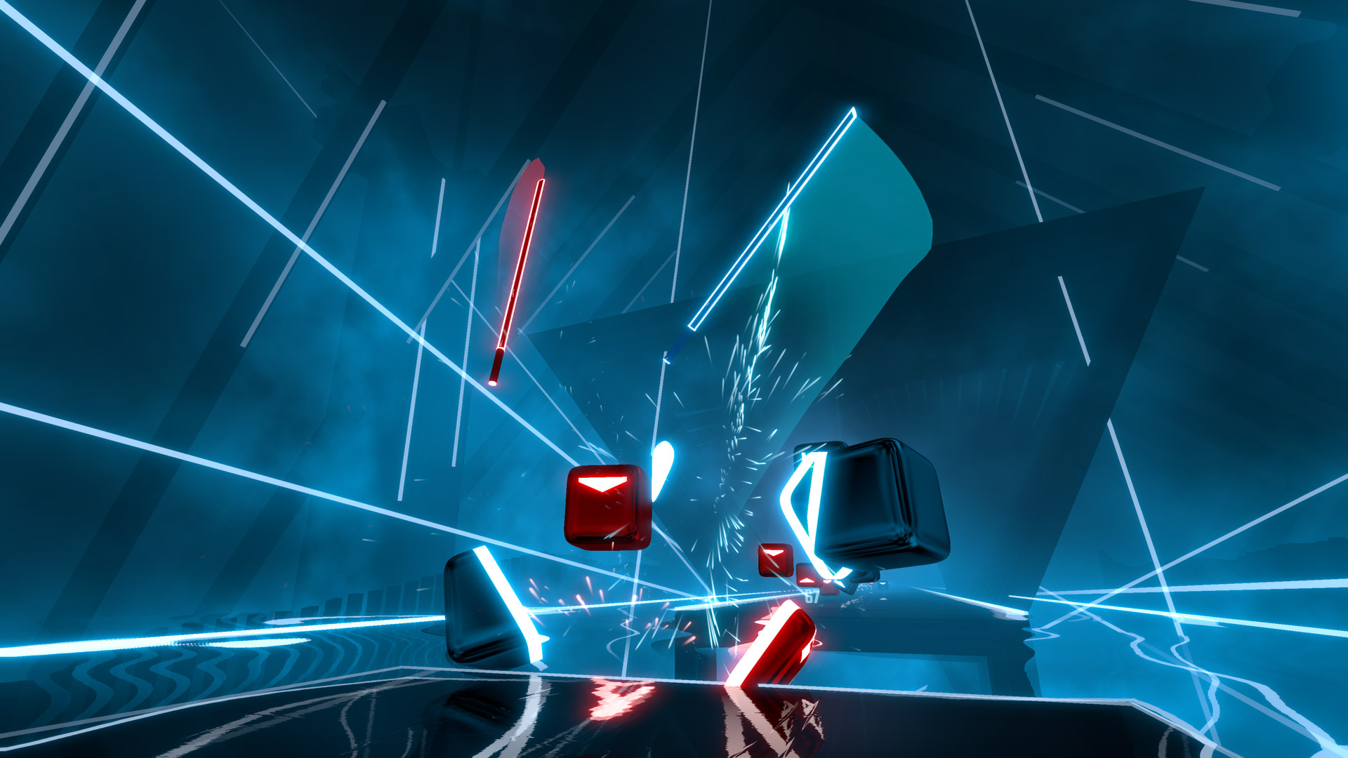 Beat Saber' to Get More Songs, Expert+ Difficulty, and Pro Mode