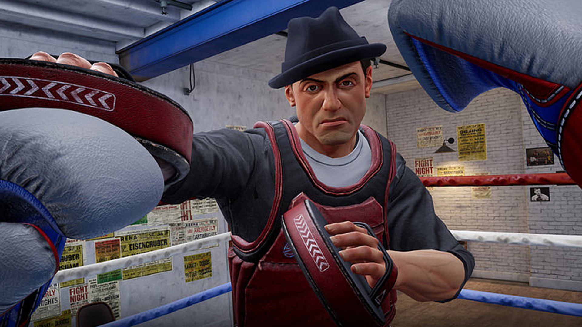 'CREED: Rise to Glory' to Get First Free Content Update This Month – Road to VR