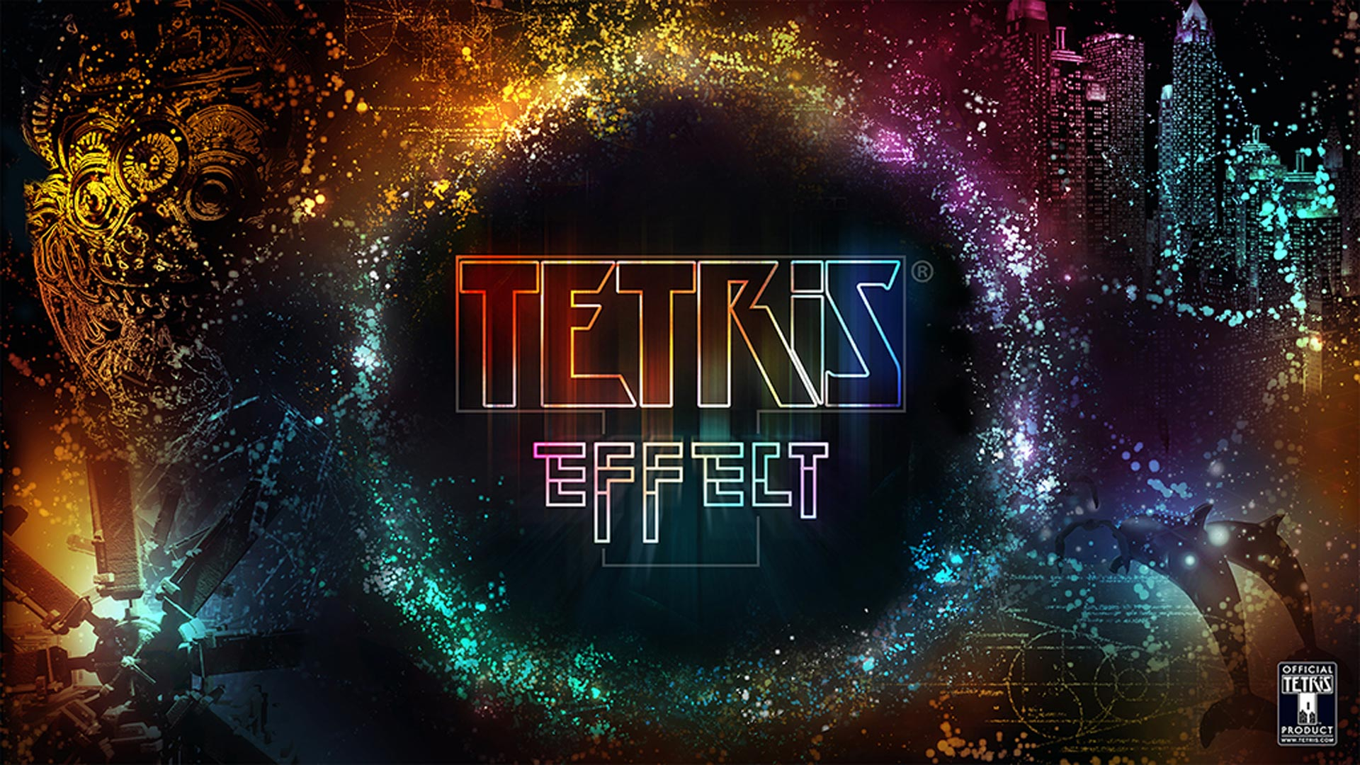Tetris Effect Launching on PC with VR Support Next Week