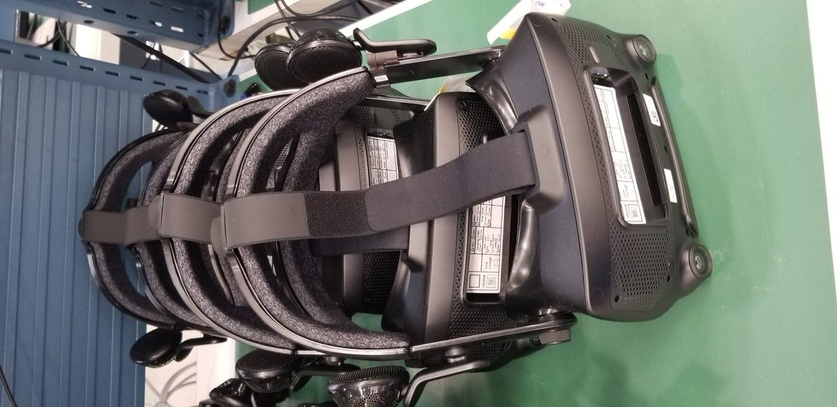 Report: New Valve VR Headset Appears in Leaked Images – Road to VR