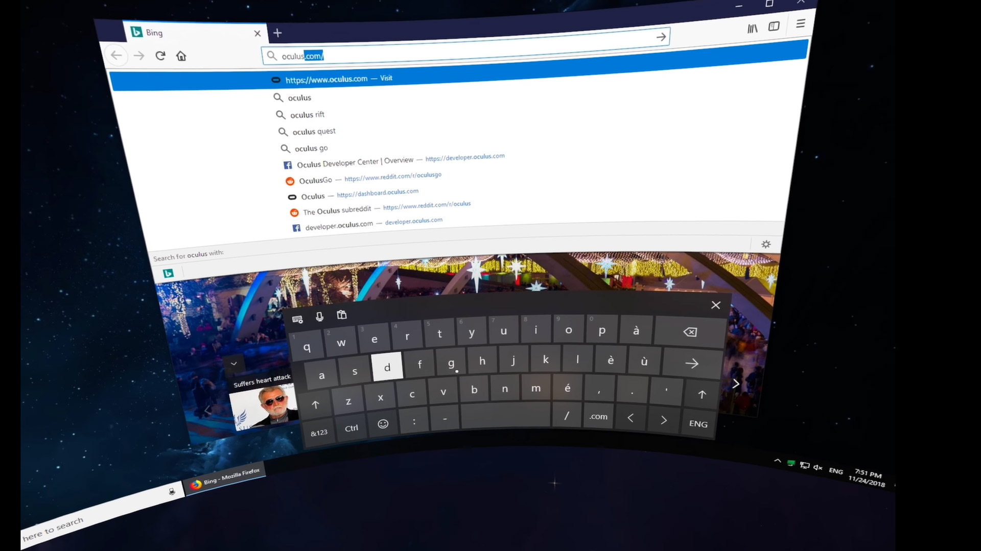 'Virtual Desktop' is Finally Coming to Oculus Go & Gear VR This Week, Oculus Quest Next Year