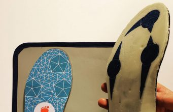 Brilliant Sole Wants to Put a VR Controller in Your Shoes