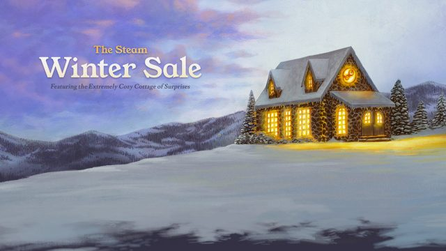 The Steam Winter Sale is Here, Discounts on Bethesda VR
