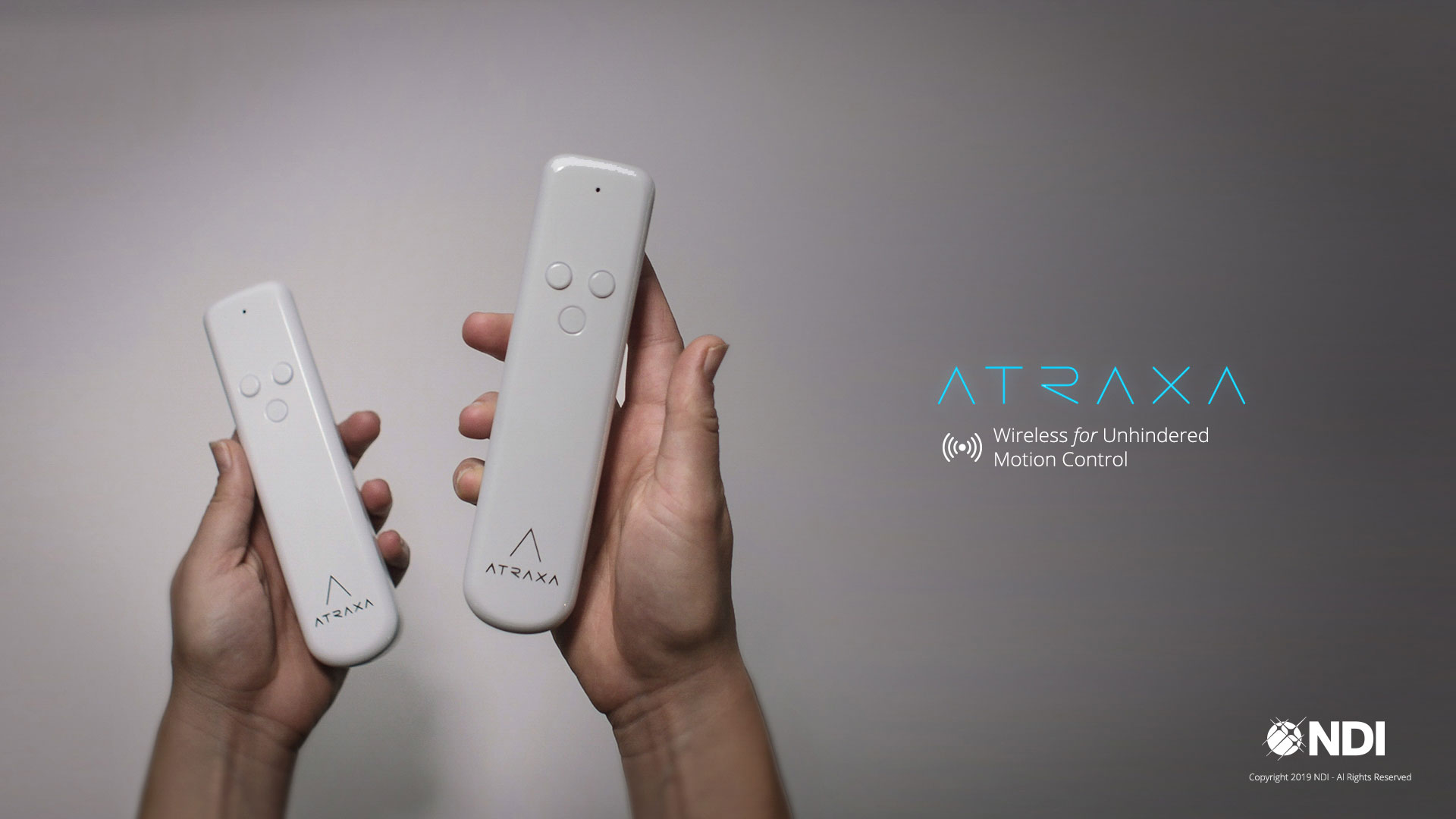 Hands-on: VR Motion Controller 'Atraxa' Offers Promising 6DOF Without Occlusion Issues