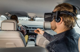 Holoride Secures $12M Funding to Create Immersive in-car VR Experiences