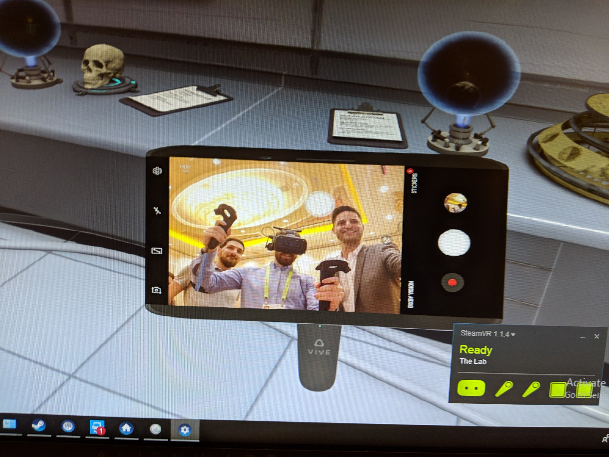 CES 2019: Hands-on: Dell Mobile Connect Brings Your