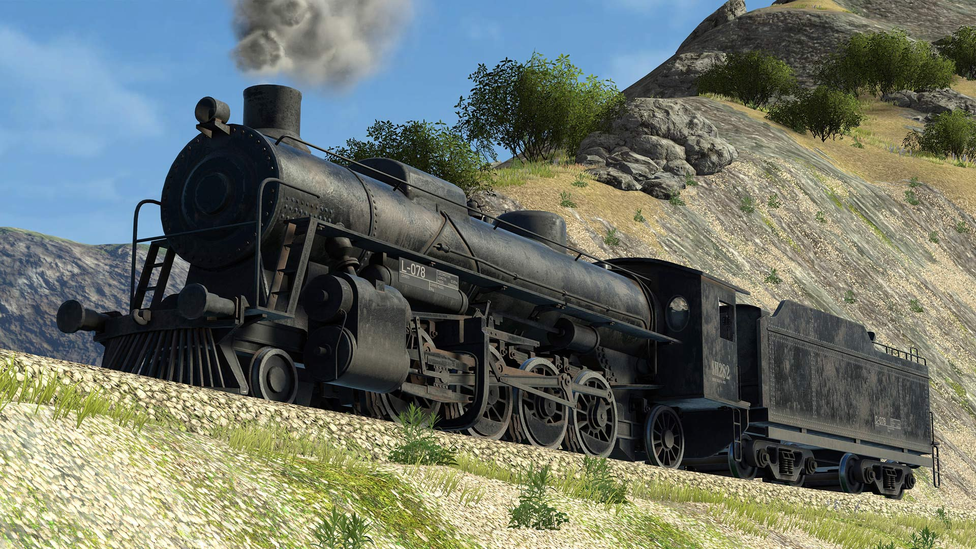VR Train Simulator 'Derail Valley' to Launch into Early Access This Week
