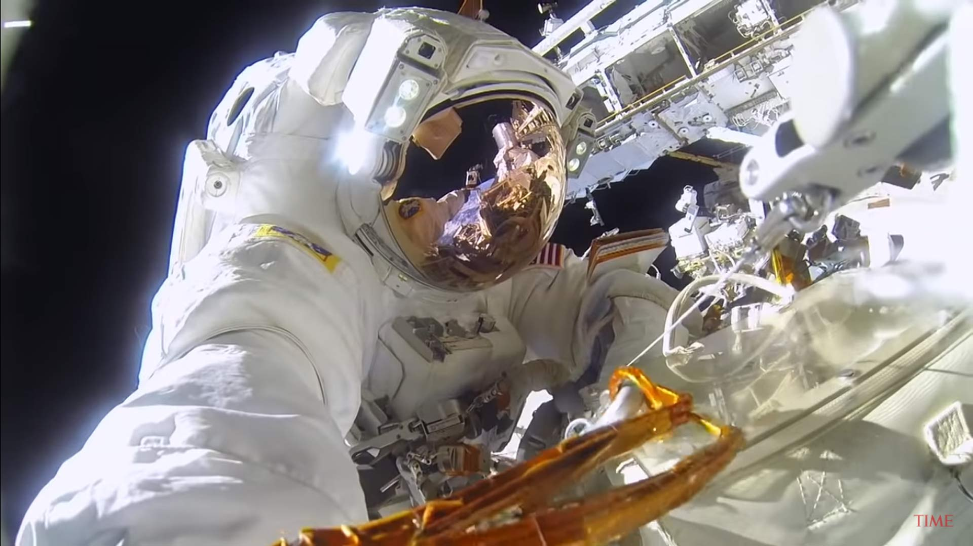 VR Cameras Now on International Space Station to Capture Space Walks & Missions