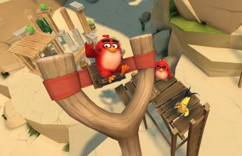 'Angry Birds VR' Review — Redefining a Mobile Powerhouse for the Virtual Age