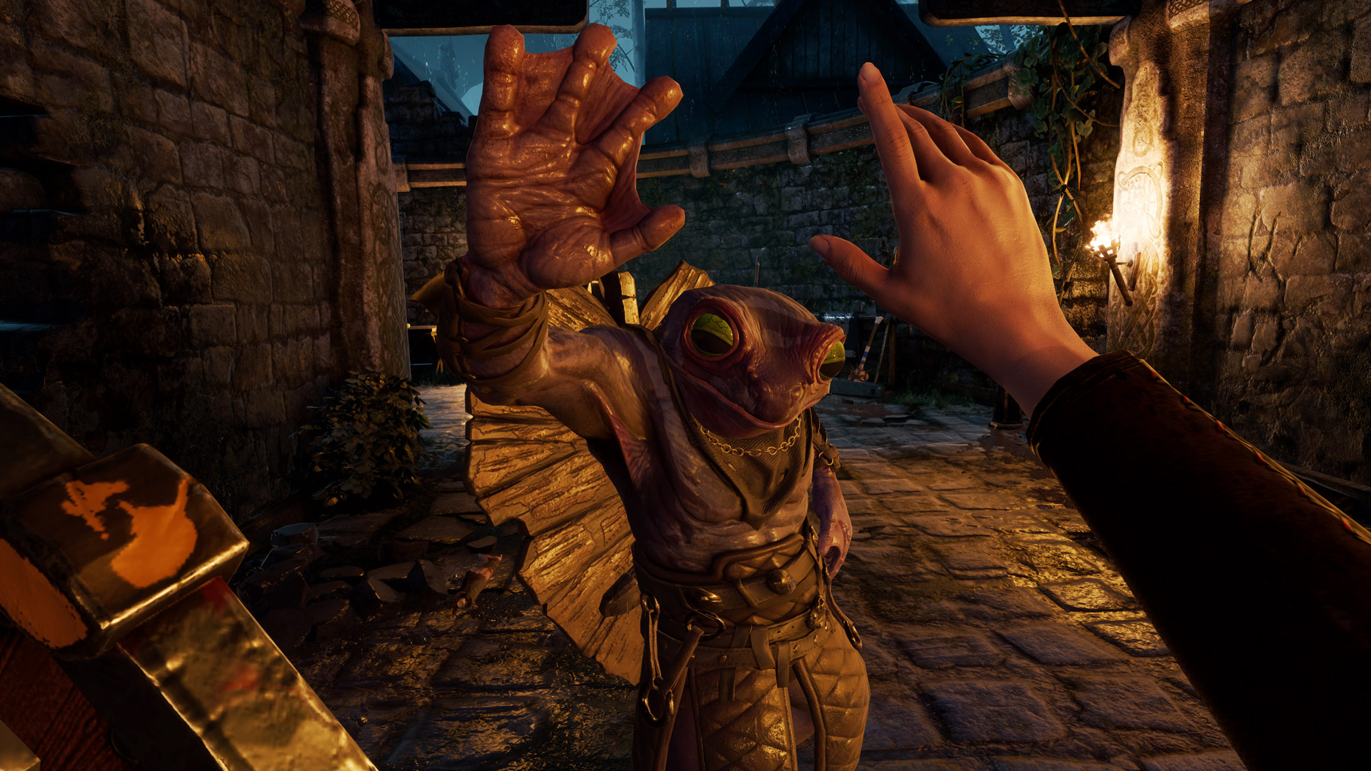 New 'Asgard's Wrath' Gameplay Video Reveals Dungeon Crawling in Motion 12
