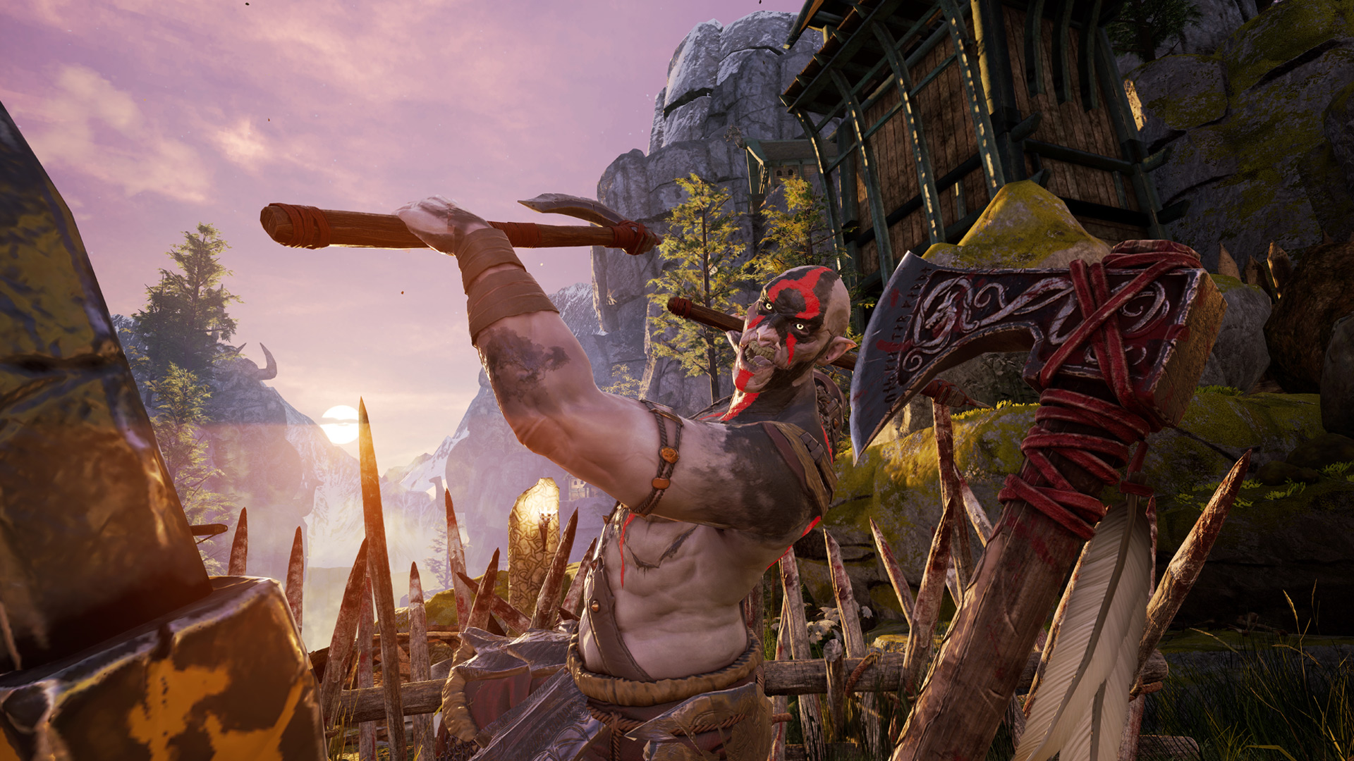 Oculus Unveils Viking Melee Adventure 'Asgard's Wrath' for Rift, Trailer Here