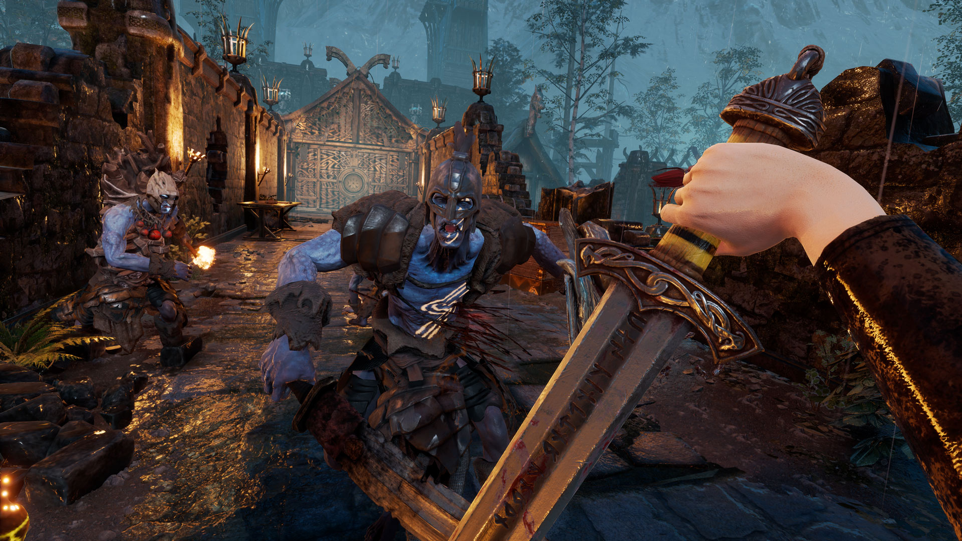 New 'Asgard's Wrath' Gameplay Video Reveals Dungeon Crawling in Motion 10
