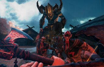 'Asgard's Wrath' Boasts Massive 121 GB File Size Thanks to High-res Textures – Road to VR 1