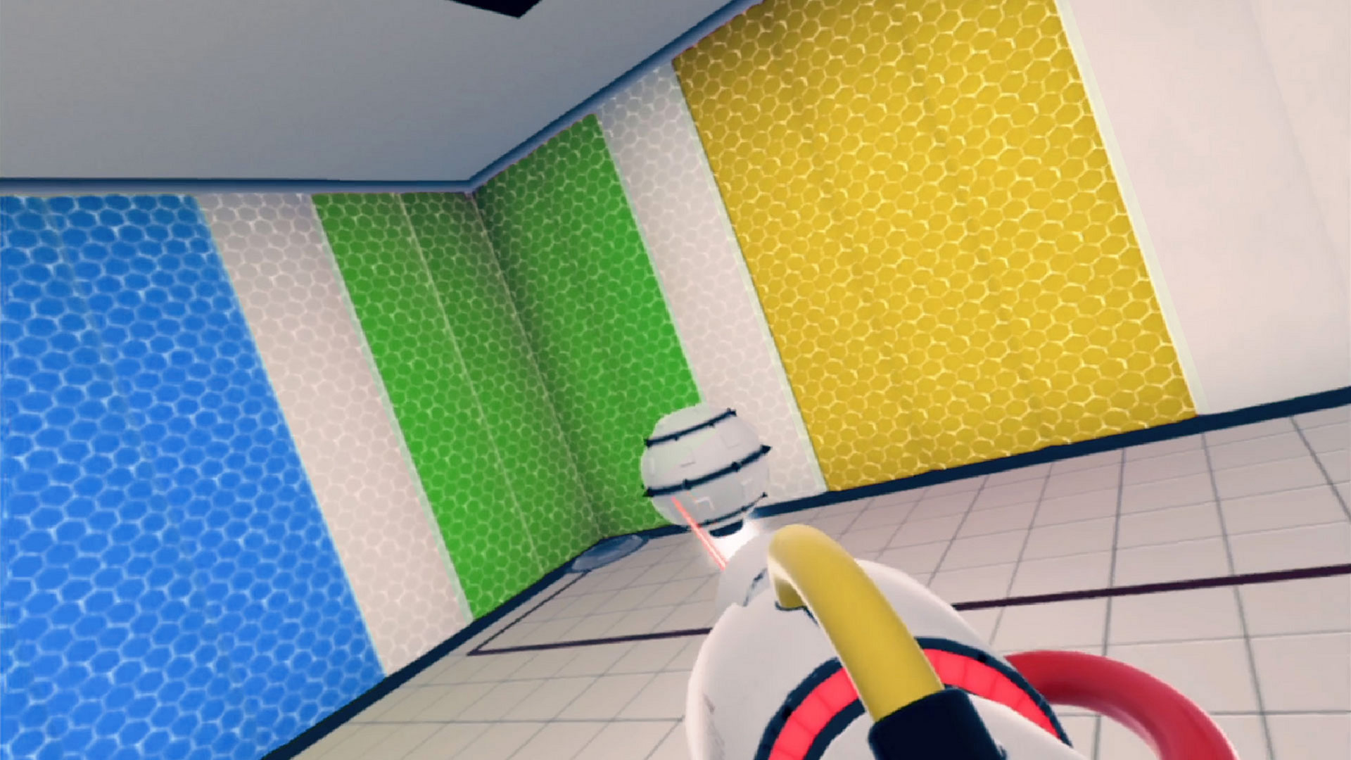 Portal-style Puzzler 'ChromaGun VR' to Launch on PSVR Next Week
