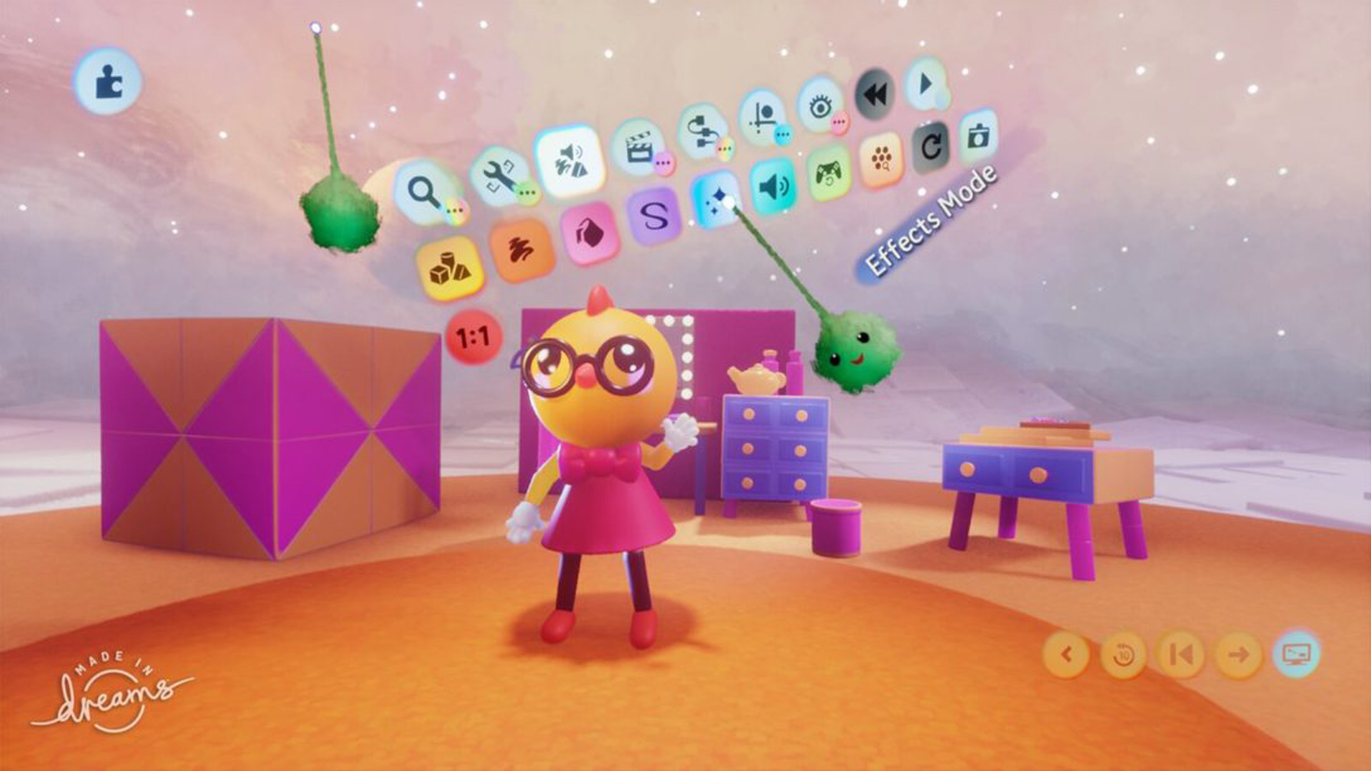 'Dreams' Launches into Early Access on PS4, PSVR Support Still Pending – Road to VR