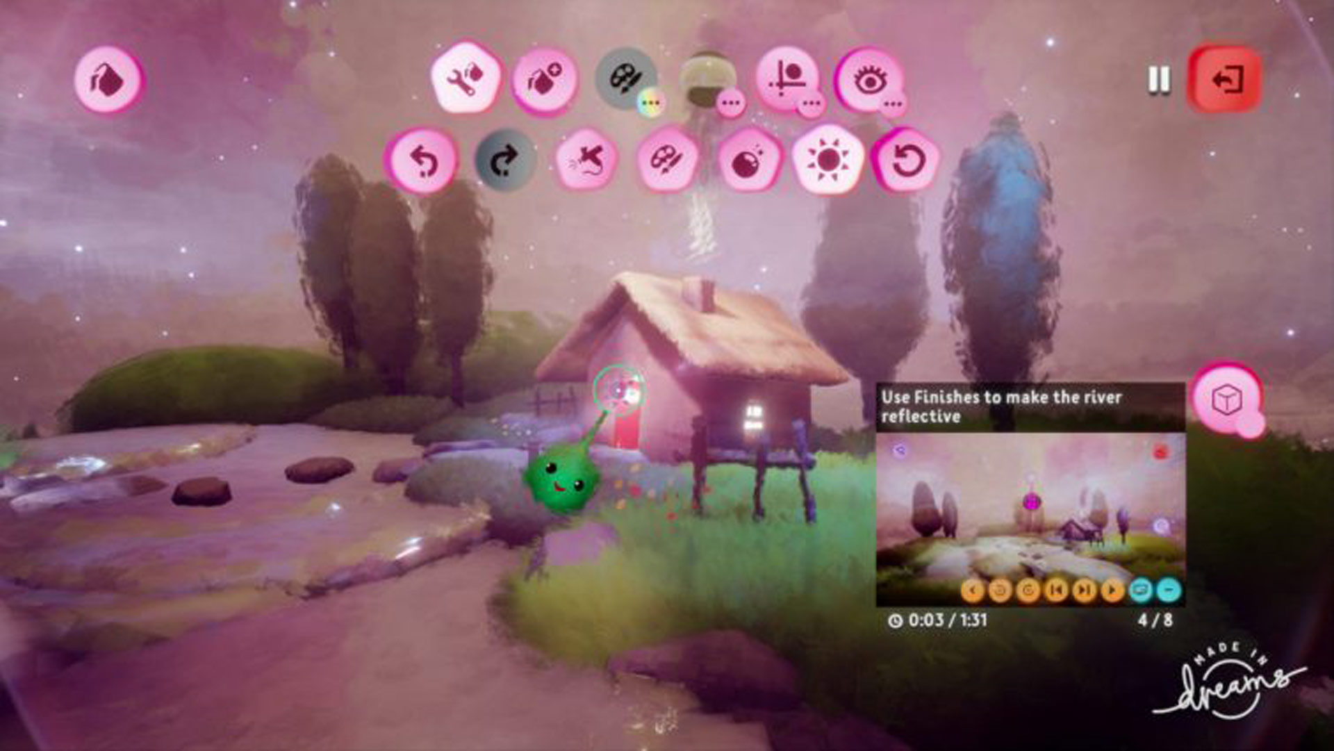 'Dreams' to Launch into Early Access on PS4 Soon, PSVR Support Still Pending