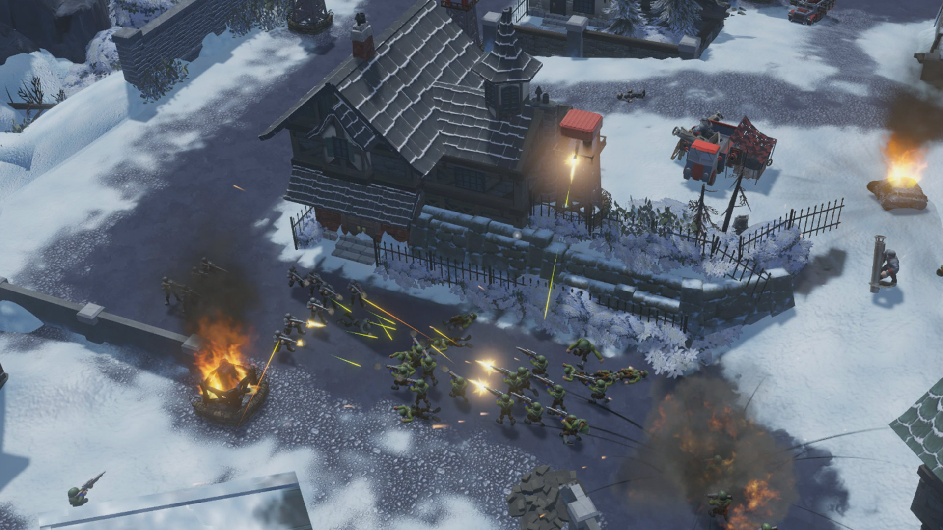 Final Assault' Early Access Review – a Charming & Engrossing RTS on