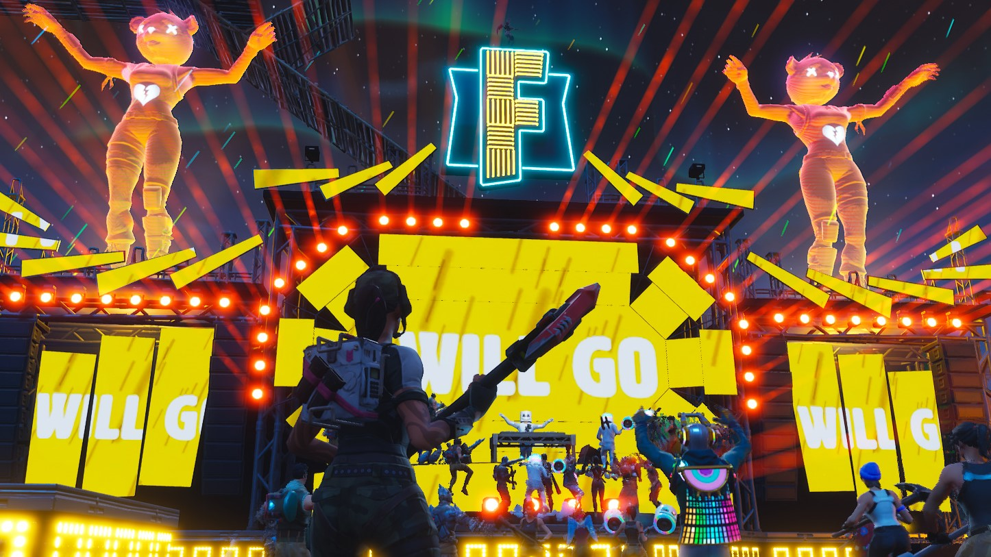'Fortnite's' Massively Attended Virtual Concert is a Potent Glimpse of VR's Future – Road to VR