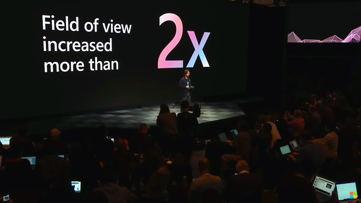 Microsoft Significantly Misrepresented HoloLens 2 Field of