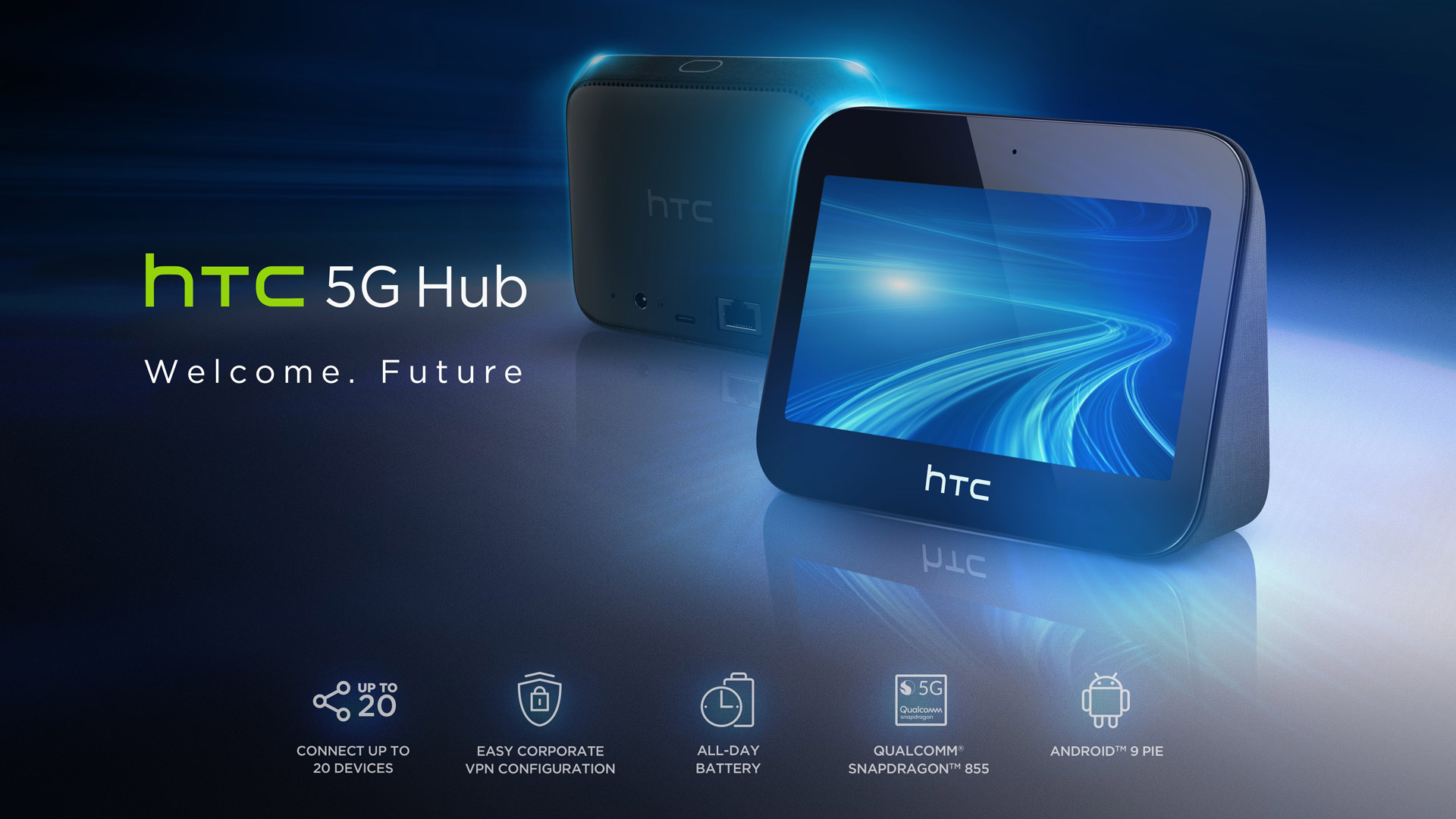 Hands-on: HTC's '5G Hub' Demonstrates VR Cloud-rendering is on the