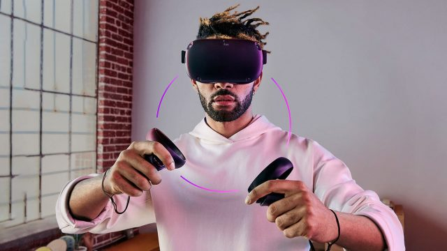 Oculus Quest Monitoring Handles 'Beat Saber' on Professional+ Problem 9
