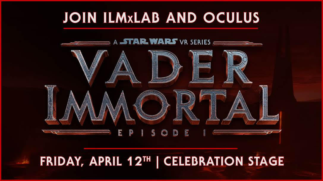 Full Reveal of 'Star Wars Vader Immortal' Quest Launch Title