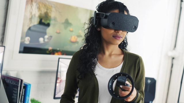 HP Reveals Reverb Excessive-res Home windows VR Headset Beginning at $600 15