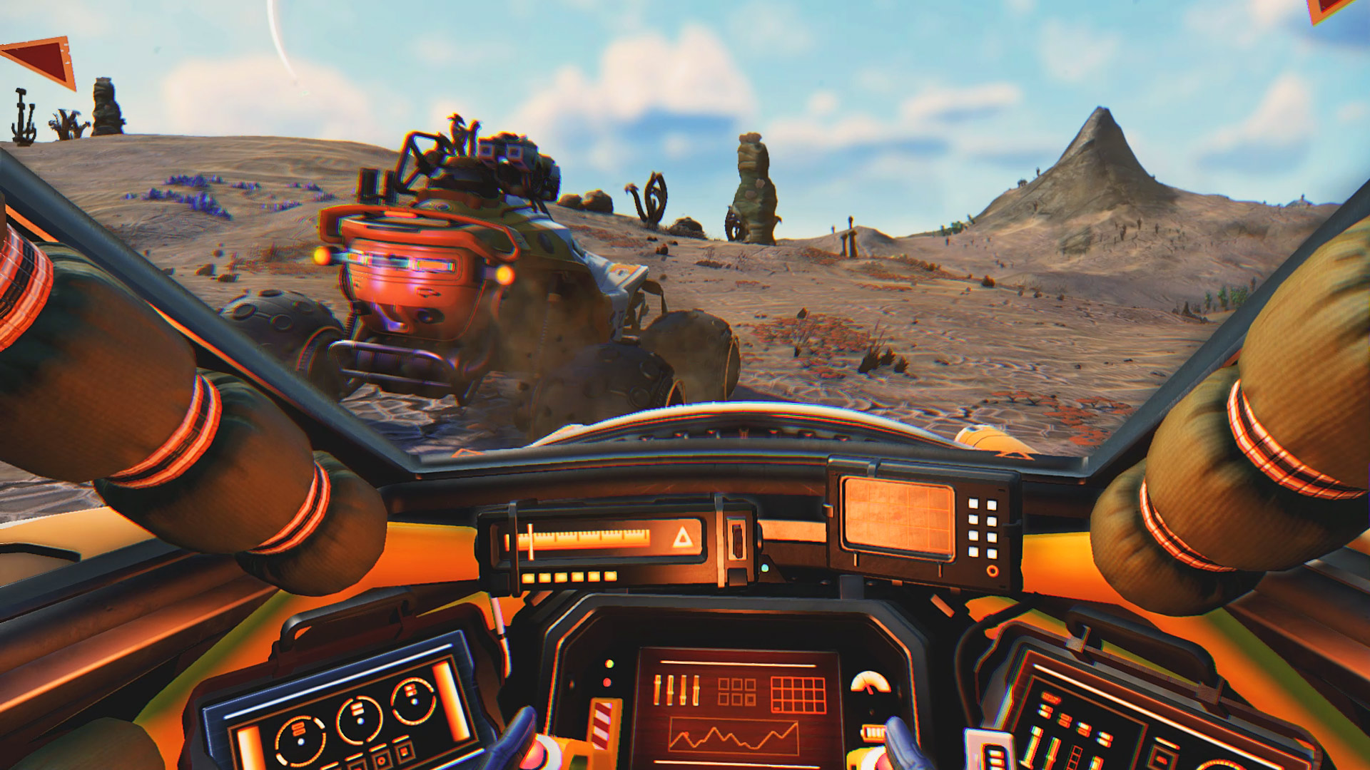 No Man's Sky' is Getting Full VR Support for PSVR, Rift, and Vive