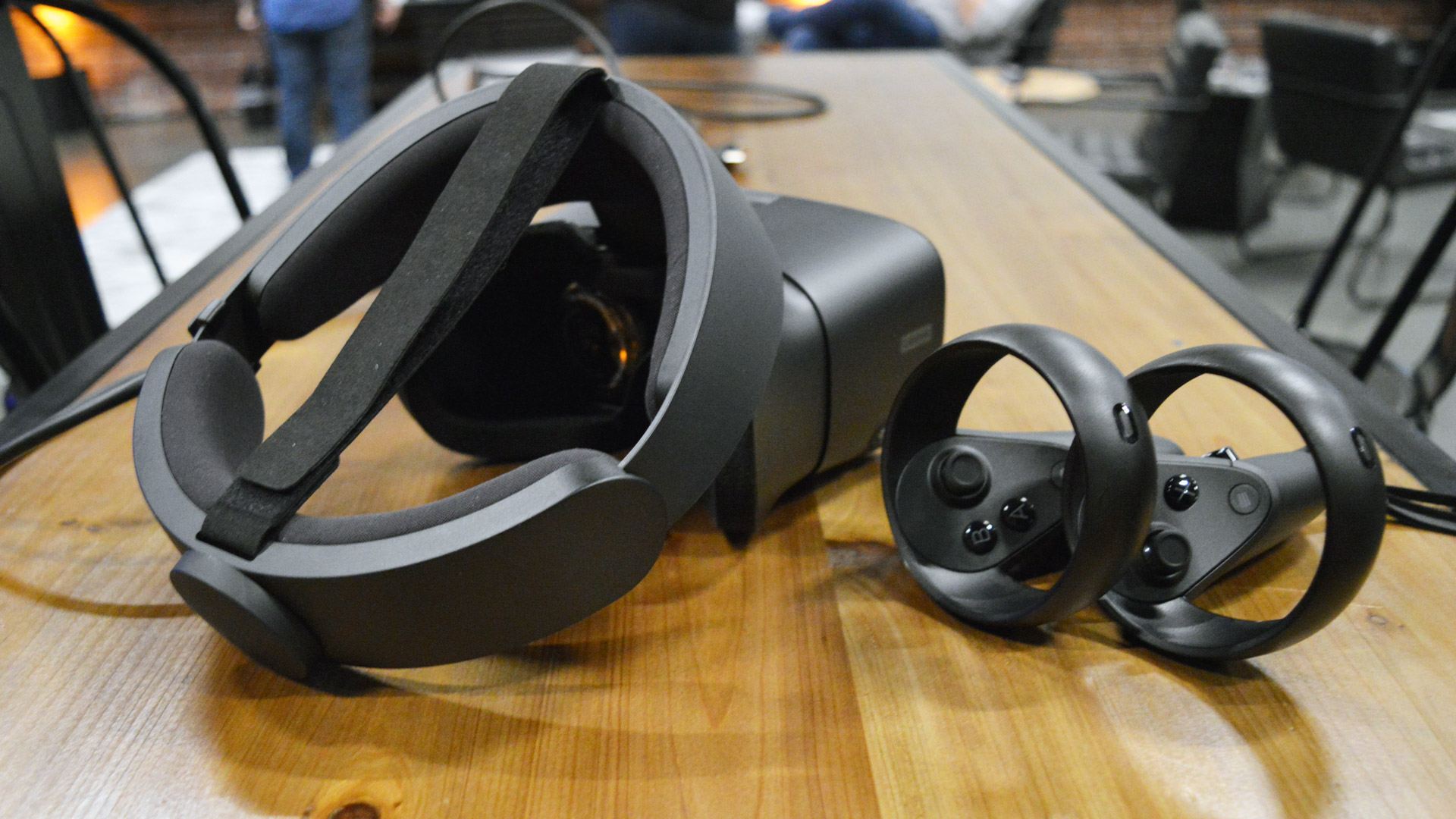 cfc11b8e7793 GDC 2019  Oculus Rift S Hands-on Preview – A Better