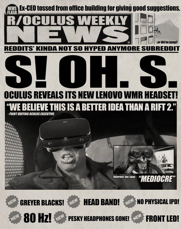 Rift S Is not the Headset Followers Need, However Fb Wagers It is What Their Ecosystem Wants 15
