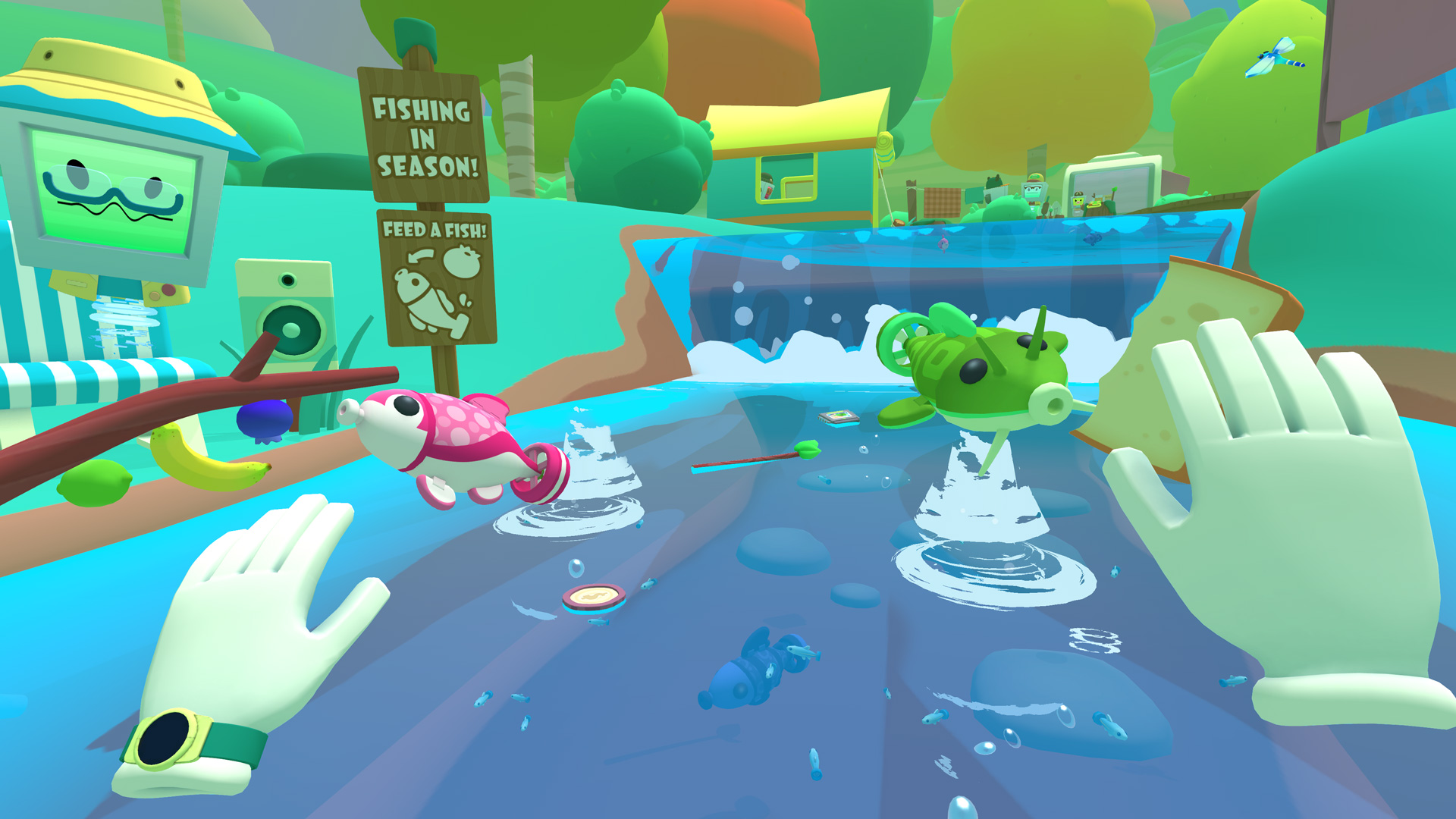 'Vacation Simulator' Review – A Relaxing Change of Pace Full of Familiar Whimsy