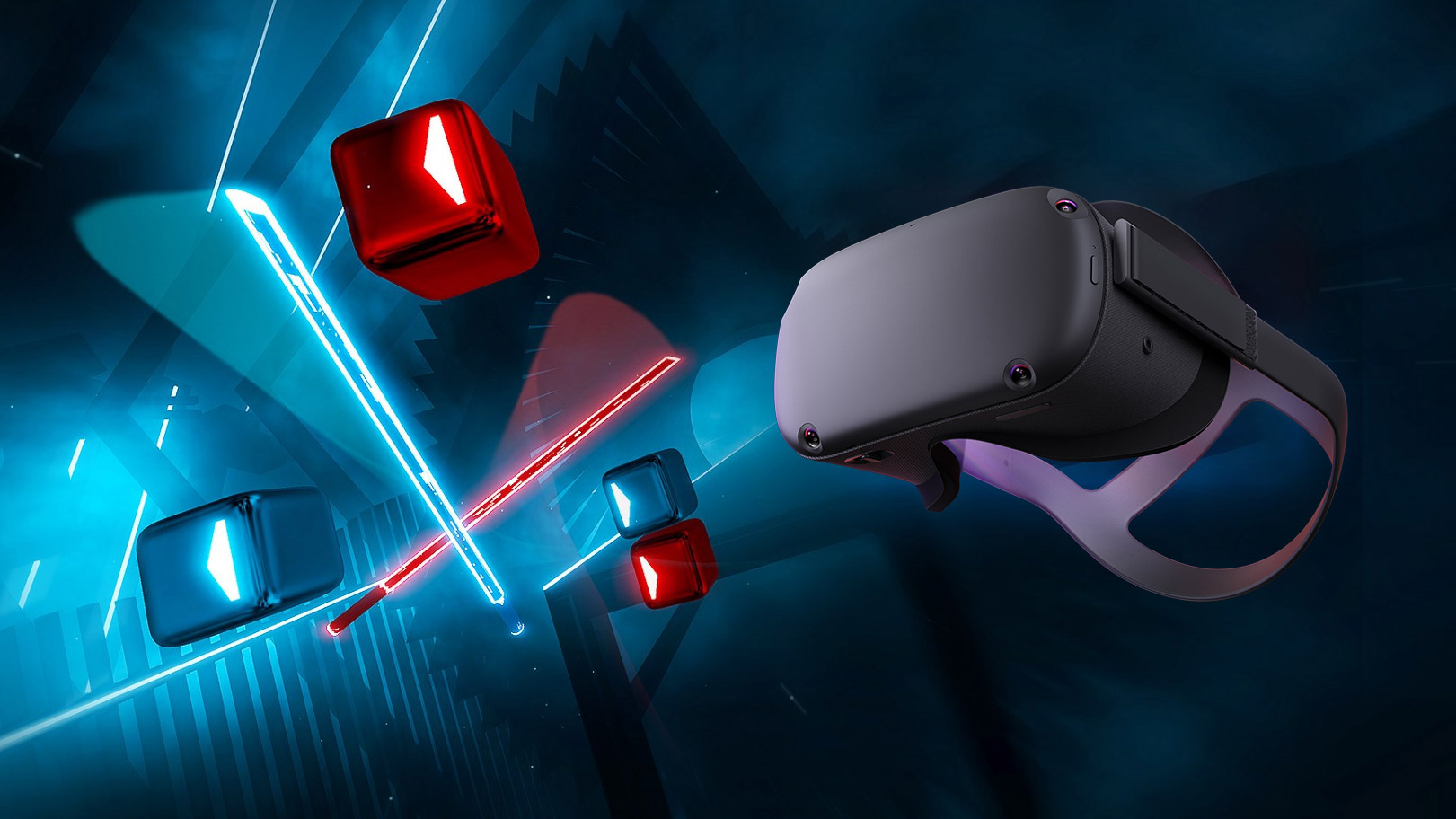 This Modder Brought Custom Tracks to 'Beat Saber' on Oculus Quest