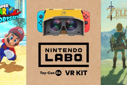 4dff6b91c864  Super Mario Odyssey     Zelda Breath of the Wild  Updated with Switch VR  Support