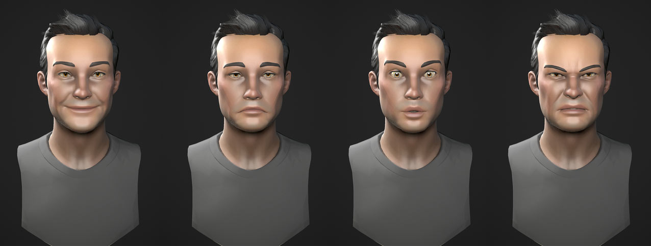 Oculus Brings Extra Lifelike Avatars to Rift & Go in 'Expressive Avatars' Replace – Street to VR 11