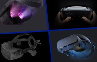 The Simple Guide to Four Major VR Headsets Launching This Spring