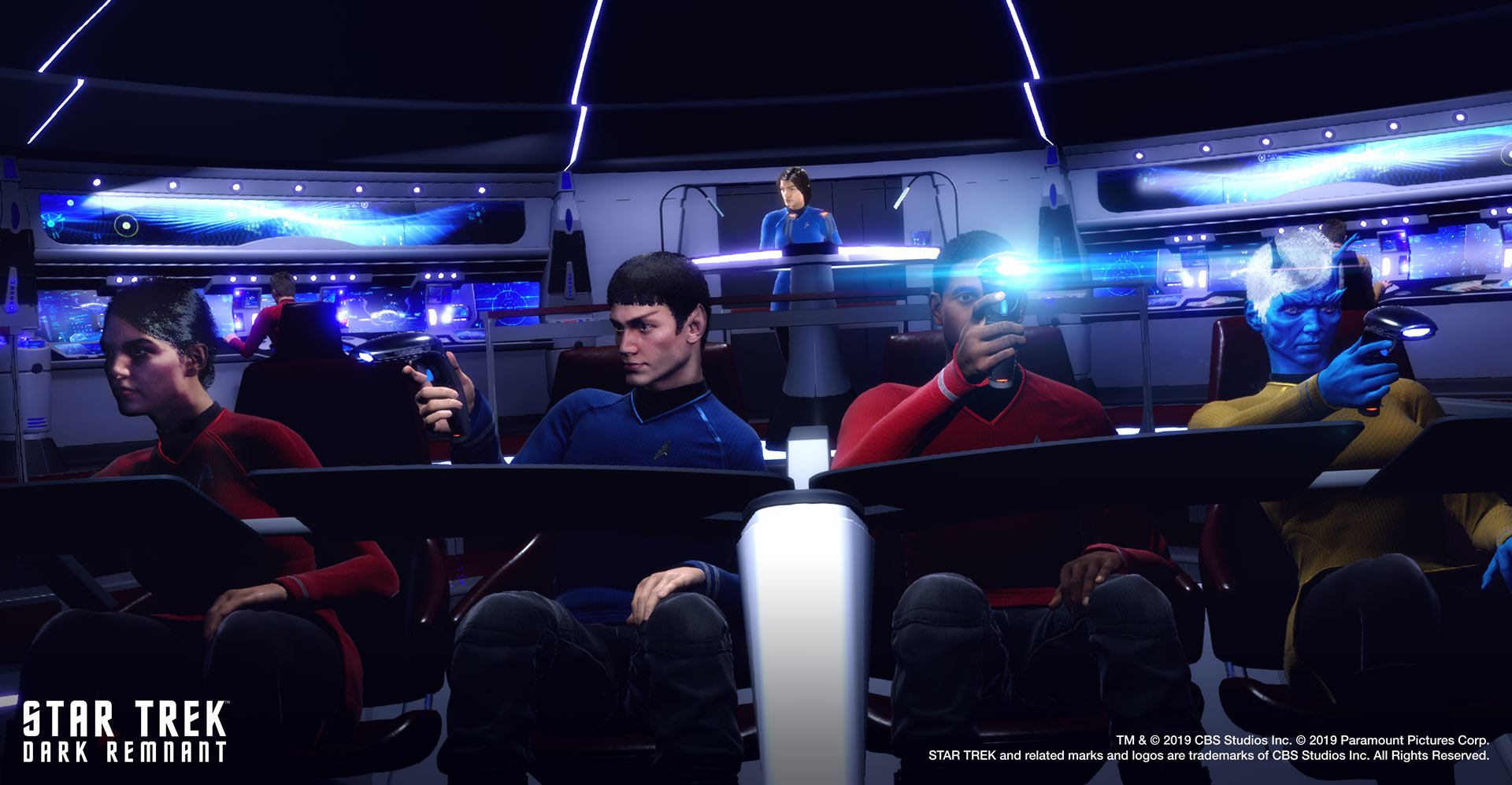 New Multiplayer 'Star Trek' VR Sport Rolls Out to Dave & Buster's Nationwide – Street to VR 4