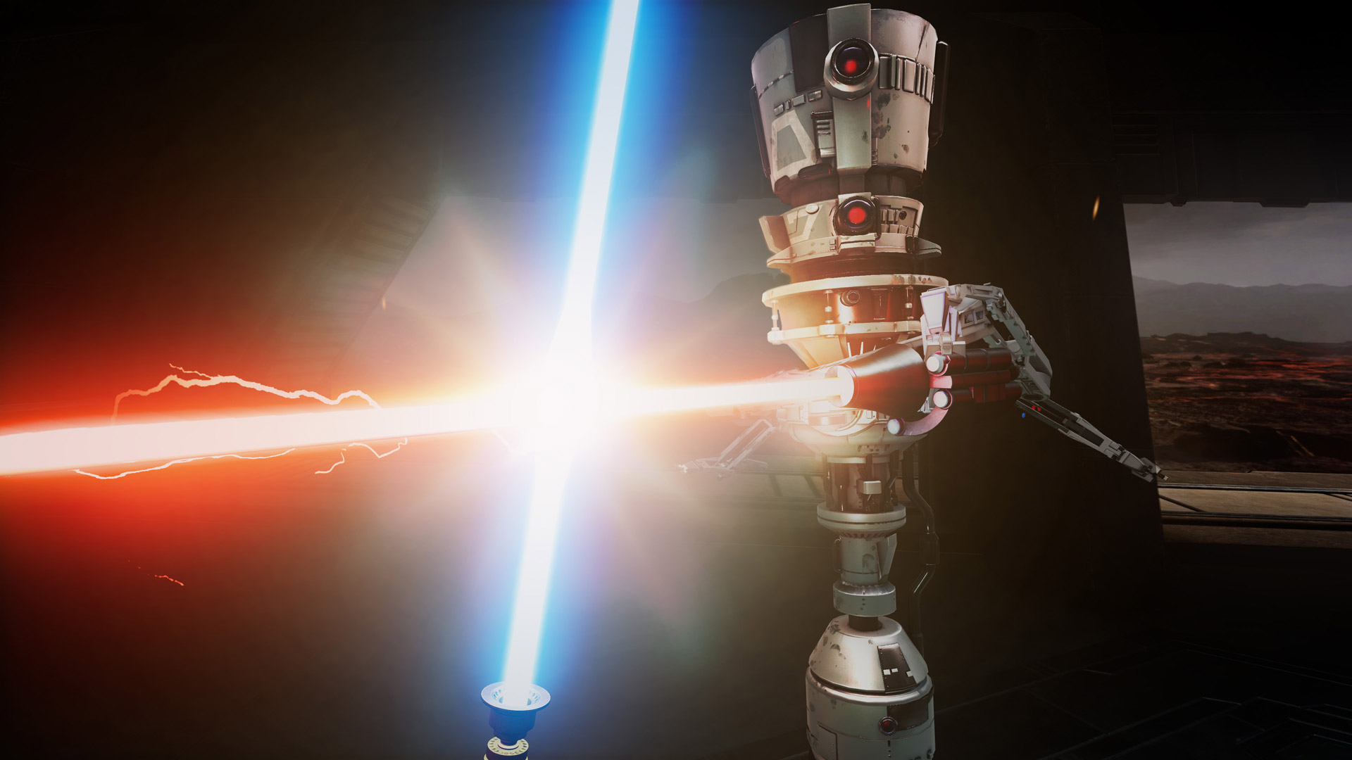'Star Wars Vader Immortal – Episode 2' Will Focus on Force Powers, Episode 1 on Lightsabers