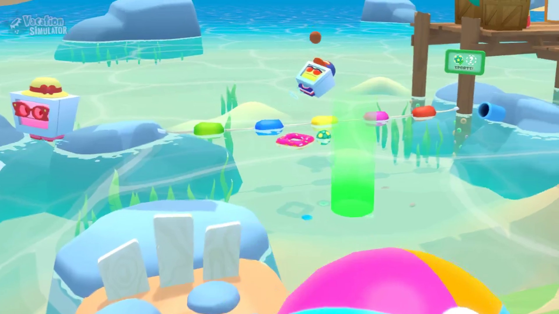 'Trip Simulator' Evaluation – A Stress-free Change of Tempo Filled with Acquainted Whimsy – Highway to VR 27