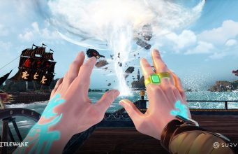 Ship Battler 'Battlewake' to Launch on VR Headsets in September, Quest Version Confirmed – Road to VR 1