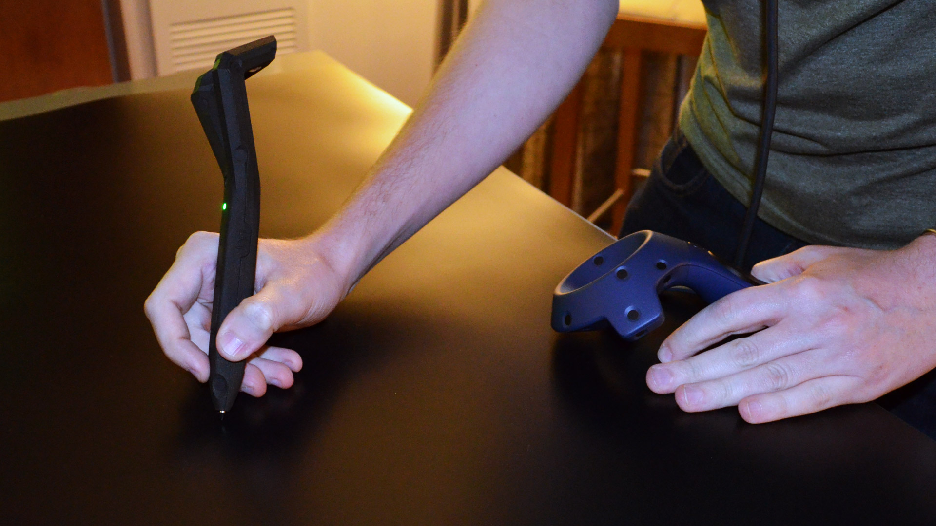 Hands-on: Logitech is Building the VR Stylus That Needs to Exist