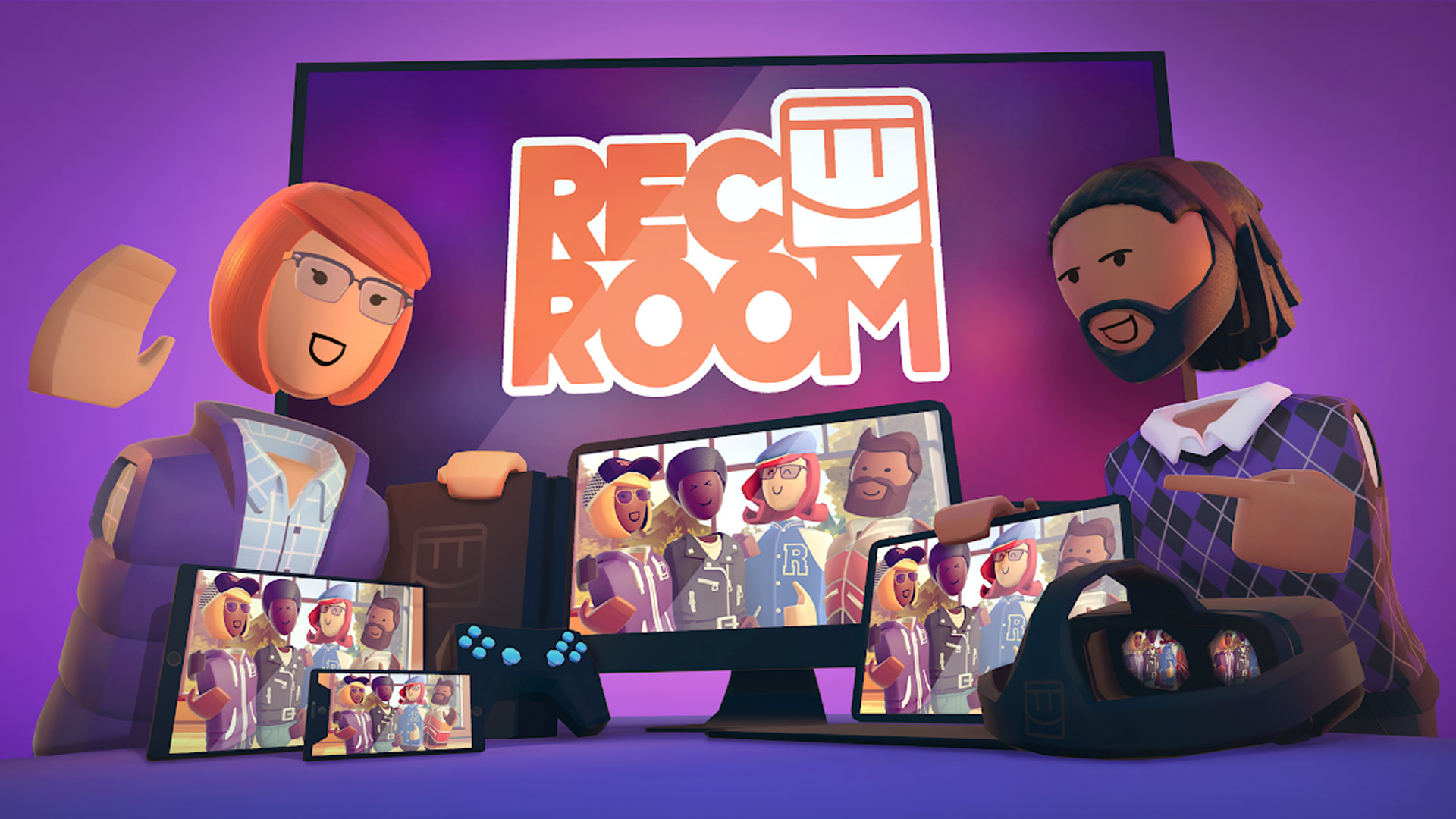 'Rec Room' is Coming Soon to iPhone & iPad
