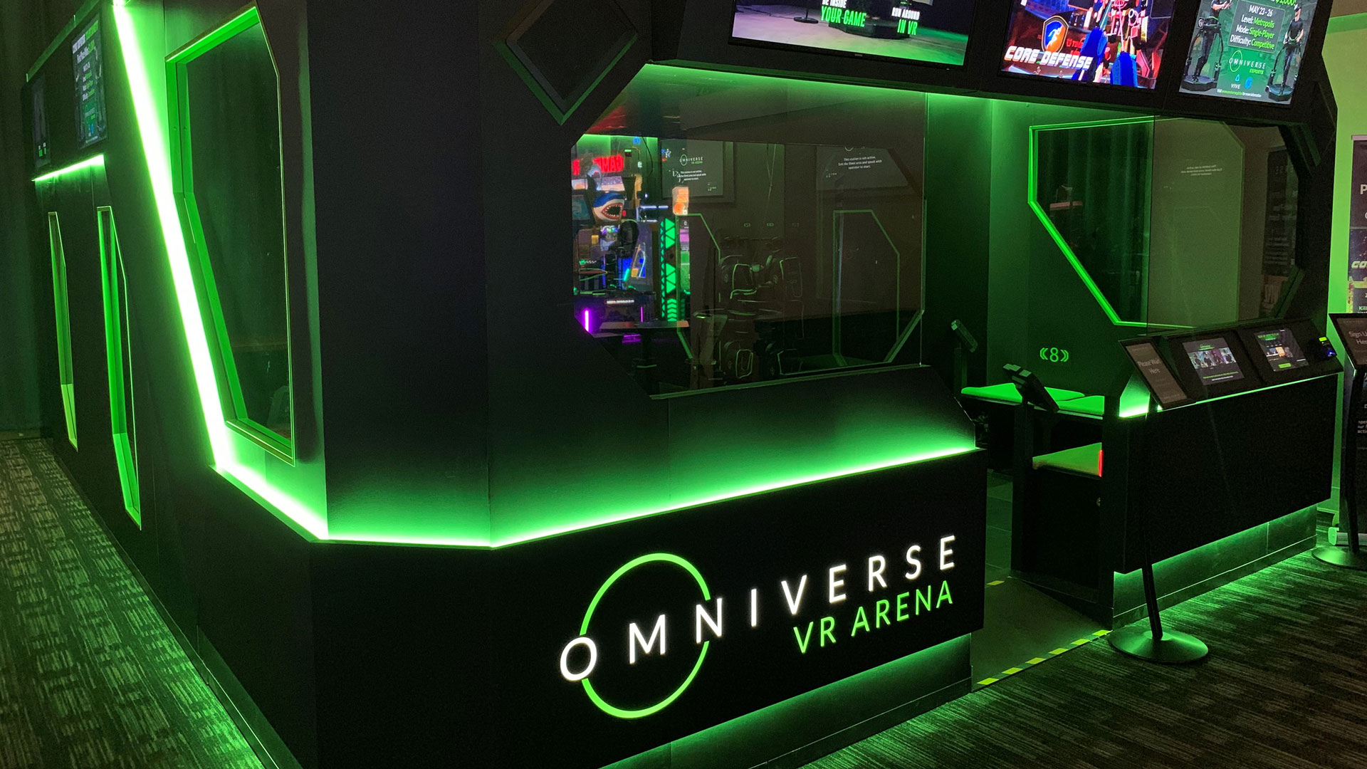 Virtuix Debuts 'VR Arena' Attraction at Dave & Buster's Austin Location